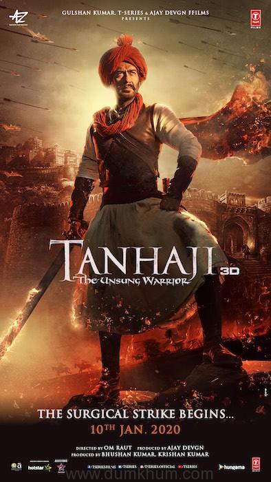 Tanhaji Poster-