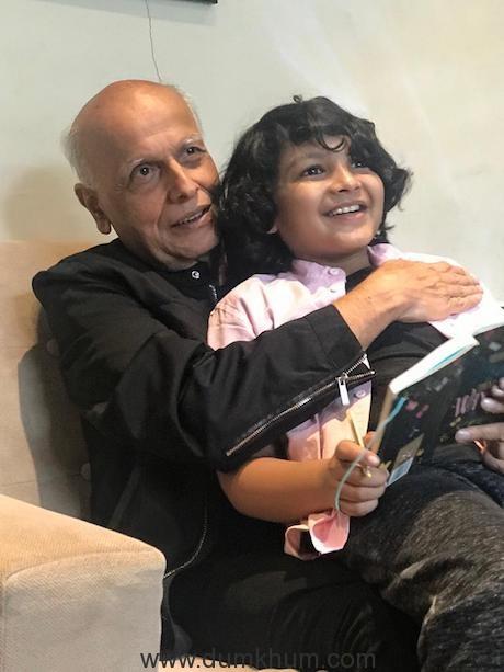 A 6-year-old raps for Mahesh Bhatt's upcoming show 'Dil Jaise Dhadke Dhadakne Do'