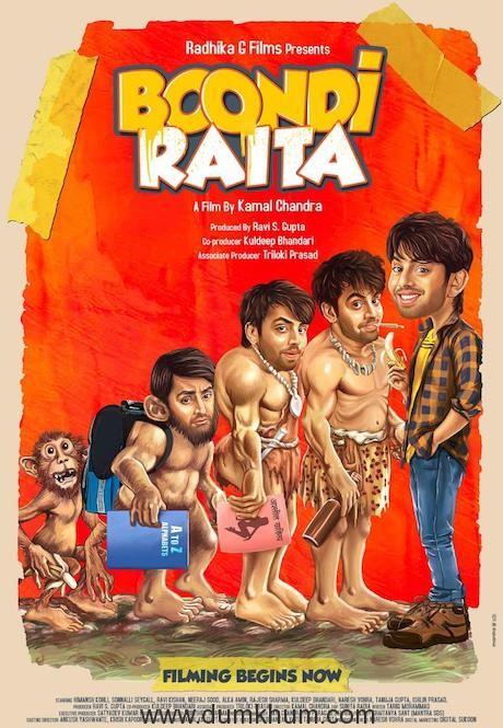 Boondi Raita - Poster