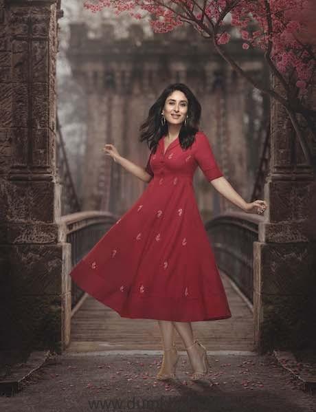 Kareena Kapoor Khan for IMARA