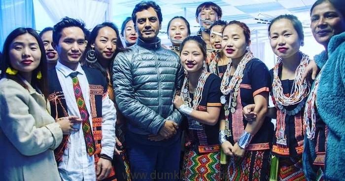 Nawazuddin Siddiqui attends REH Festival in Anini-1
