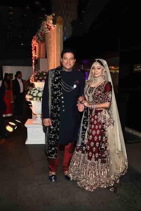 Chand Mishra's son Prabhat Mishra marries Pooja Jha !