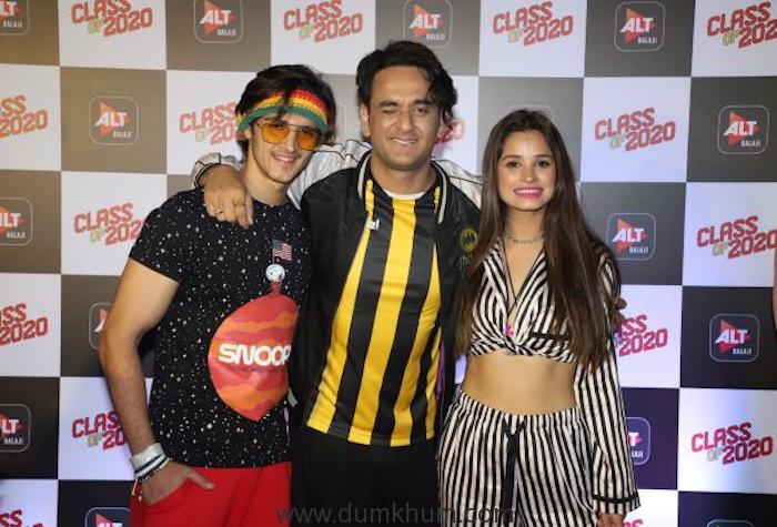 Rohan Mehra, Chetna Pandey, Vikas Gupta