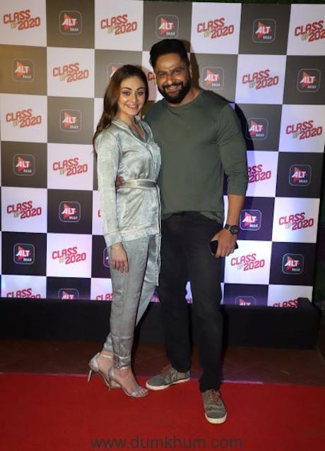 Shefali Jariwala & Parag Tyagi