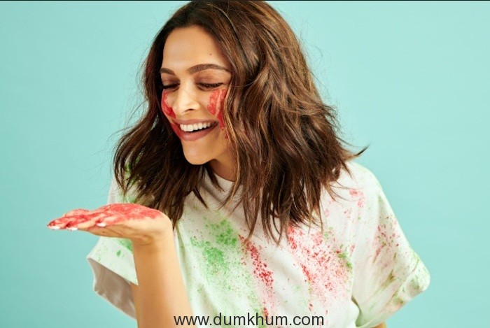 *Deepika Padukone talks about 'Balam Pichkari' becoming the new age Holi anthem and we couldn't agree more