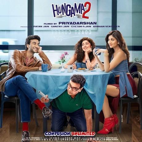 Hungama 2 -Poster