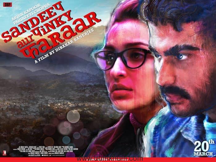 Sandeep Aur Pinky Faraar - Poster