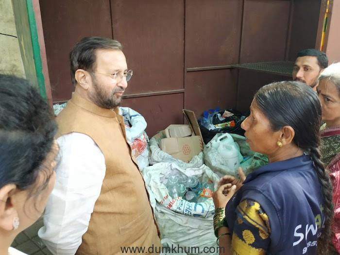 Shri Prakash Javadekar on Sanitary Pads -