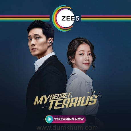 Korean show 'My Secret Terrius' now available exclusively on ZEE5