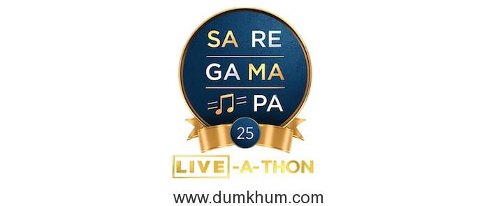 Sa Re Ga Ma Pa's Silver Jubilee Celebration for a Golden Cause – Ek Desh, Ek Raag