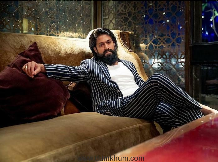 The audience just can't stop raving about Superstar Yash's KGF Film !