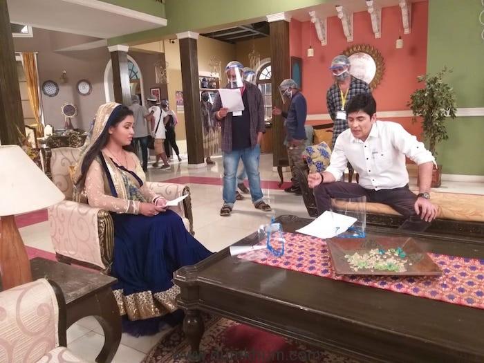 Shooting for the popular cult show 'Bhabiji Ghar Par Hai' & 'Happu Ki Ultan Paltan' & 'Gudiya Humari Sabhi Pe Bhaari' starts on &TV !