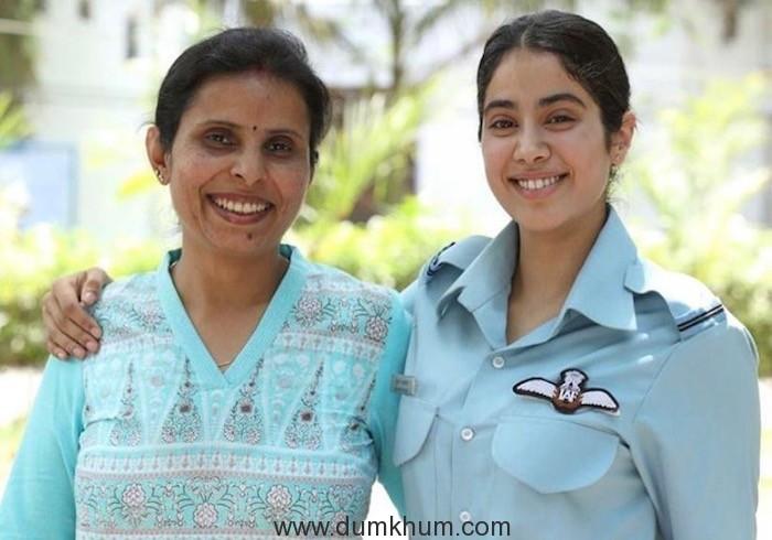 Janhvi Kapoor on one of her biggest learning from Gunjan Saxena's inspiring journey
