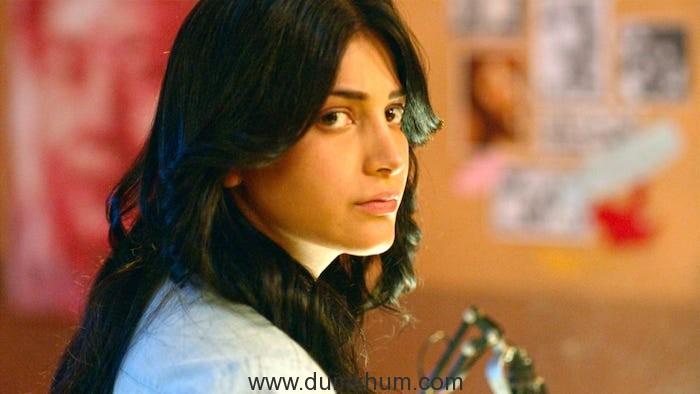 Shruti Hasan - ZEE5's upcoming original film 'YAARA'