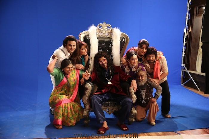 Gangs of Filmistaan - Cast of GOF