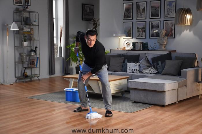 Salman Khan during a promo shoot of Bigg Boss 2020 (1)