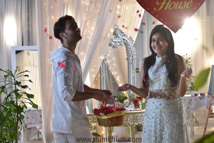 Star Plus's show - Yeh Rishtey Hain Pyaar Ke-