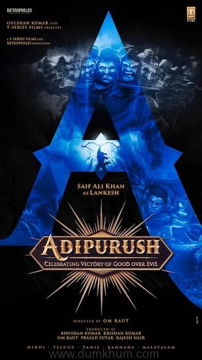 Adipurush produced by Bhushan Kumar