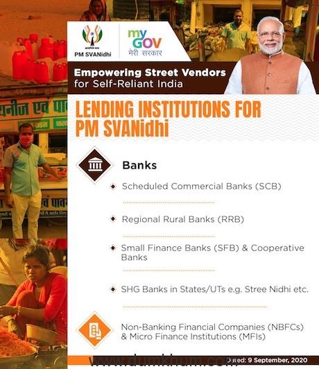 PM holds 'Svanidhi Samvaad' with street vendors from Madhya Pradesh -3