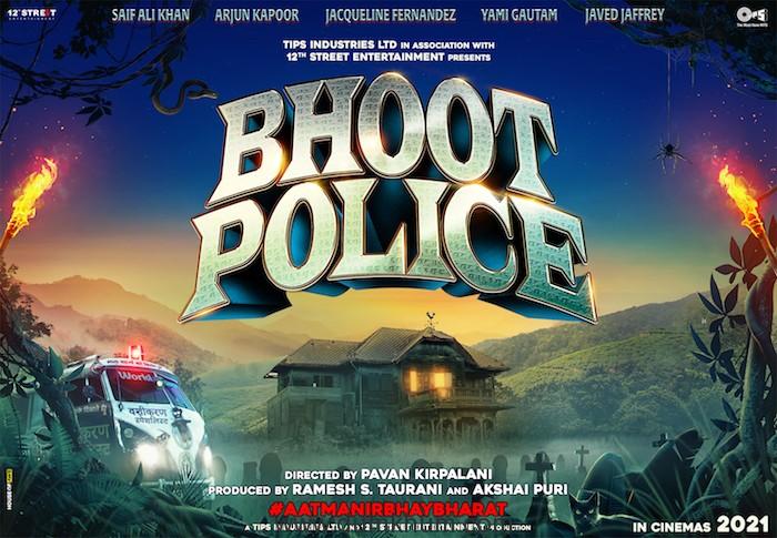 Bhoot Police shoot begins its shoot in Dalhousie.