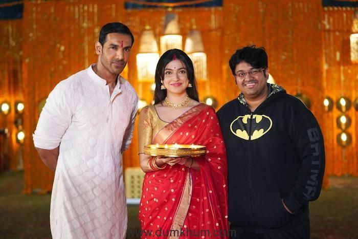 #SatyamevaJayate2 team sends Diwali Wishes !