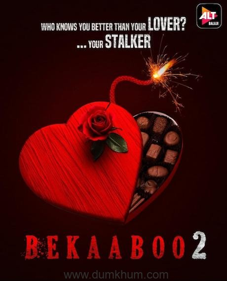 ALTBalaji releases a pre-teaser for its much-awaited psycho-thriller Bekaaboo 2