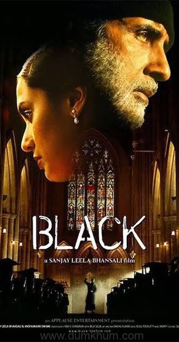 Sanjay Leela Bhansali's National Award Winning masterpiece 'Black' Celebrating 16 years !