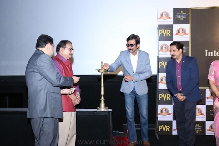 Prime Minister Narendra Modi sends out good wishes to the Dadasaheb Phalke International Film Festival Awards team