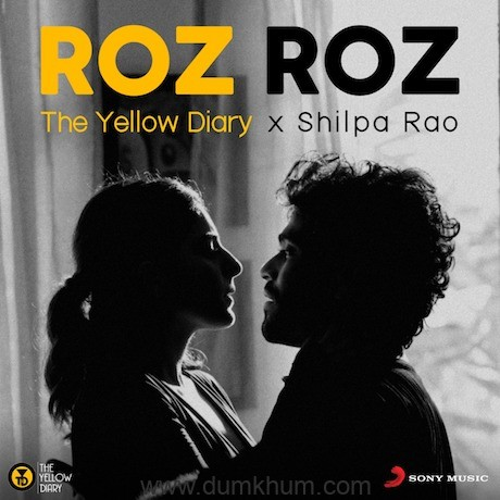 Shilpa Rao Grammy nominee collaborates with acclaimed alt-rock band The Yellow Diary for their new single ROZ ROZ
