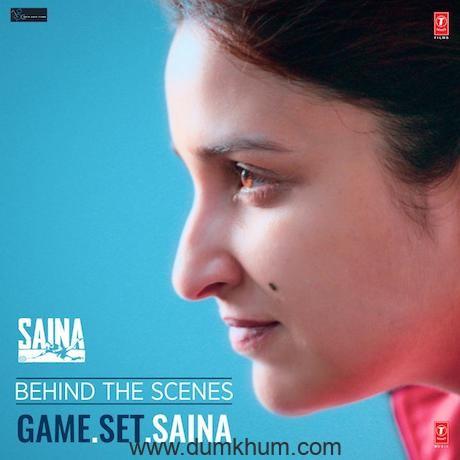 Parineeti Chopra's intense journey as she becomes 'Saina'!