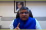 Ravi Shankar Prasad, Hon'ble Minister of Law and Justice, Electronics & Information Technology andCommunications, Government of India at Symbiosis Golden Jubilee Lecture Series , 2021 Pune.