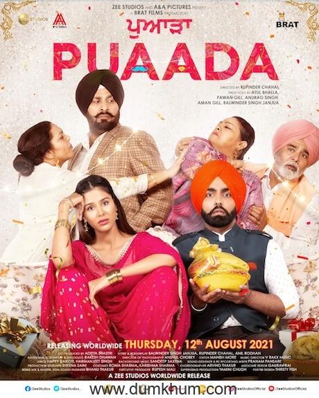 PUAADA WILL RELEASE IN CINEMAS WORLDWIDE ON 12TH AUGUST, 2021!