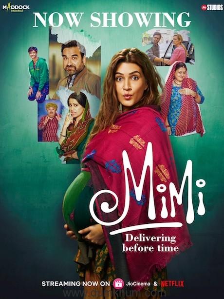 Pankaj Tripathi and Team Mimi gift birthday girl Kriti Sanon an epic surprise!