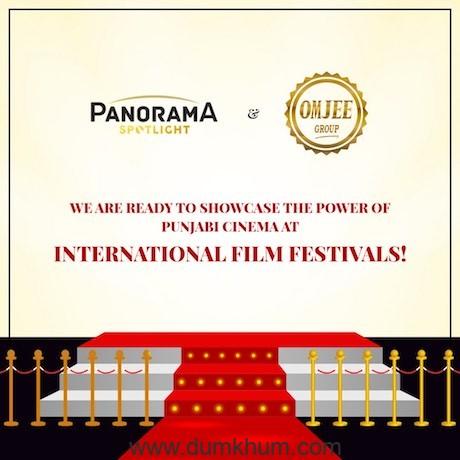 Panorama Spotlight & Omjee Group collaborate to showcase Punjabi films at international film festivals