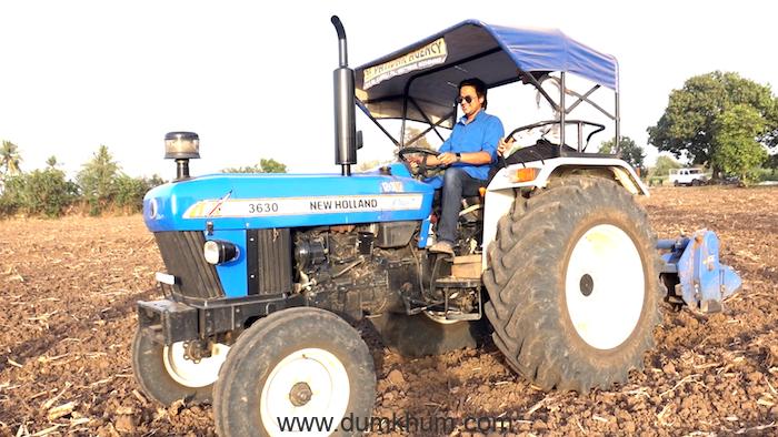MBA turned Radio Jockey, now turns a farmer