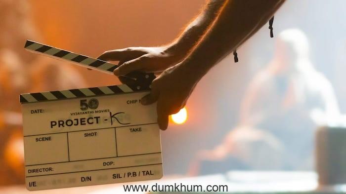 Amitabh Bachchan Starts Shooting For Prabhas, Deepika Padukone, Nag Ashwin, Vyjayanthi Movies' Film