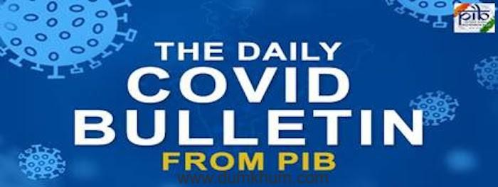 The Daily Covid Bulletin