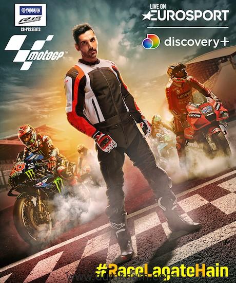 Eurosport India onboards John Abraham as the MotoGP™  Brand Ambassador