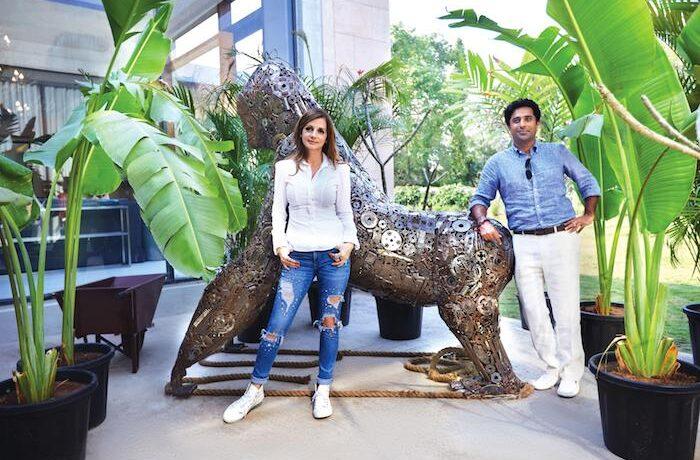 Sussanne Khan designs luxurious villa 'Aāngan' for Avās Wellness Living Project In Alibaug