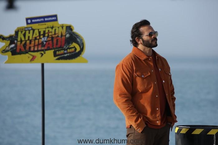 Rohit Shetty turns into Prank Master on 'Khatron Ke Khiladi'