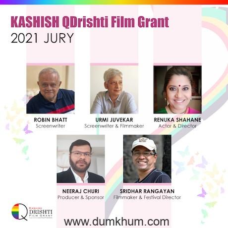 Assamese story about a Transman wins the Rs.2 lac KASHISH QDrishti Film Grant 2021