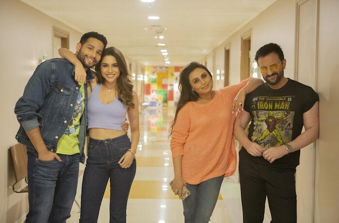 Aditya Chopra's Yash Raj Films announces the theatrical release dates of four of its marquee big screen movies Bunty Aur Babli 2, Prithviraj, Jayeshbhai Jordaar and Shamshera