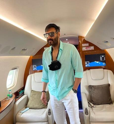 Ajay Devgn joins Discovery's 'Into the Wild with Bear Grylls'